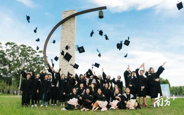 """汕头大学着力培养""""有志、有识、有恒、有为""""的时代新人。 汕头大学供图"""